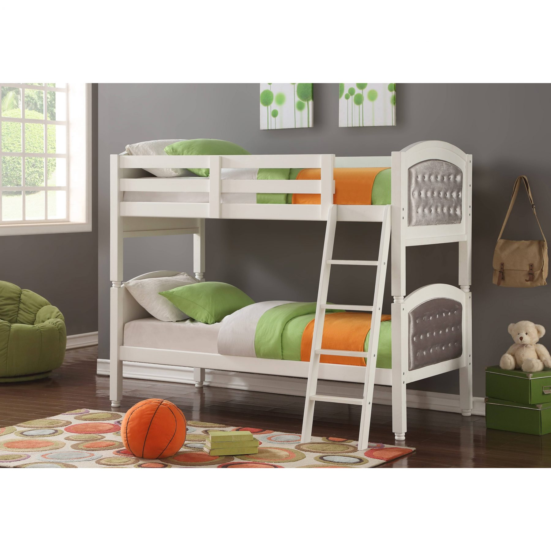Elisa Fabric Bunk Bed