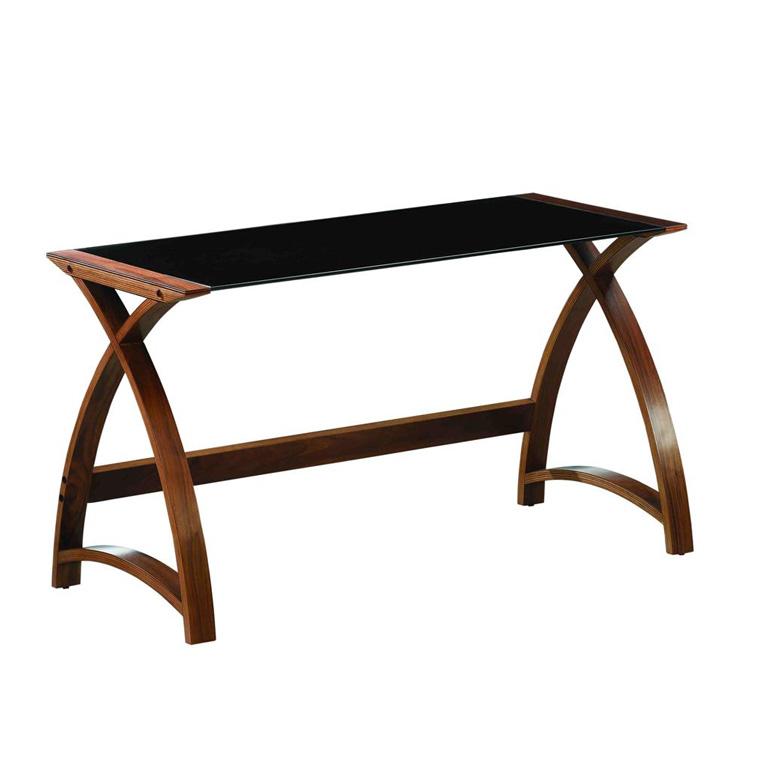 Jual-curve-laptop-desk-black-glass-and-walnut-veneer