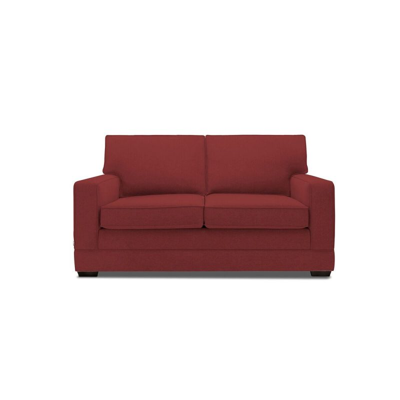 Modern Pocket Sofa Bed Cranberry