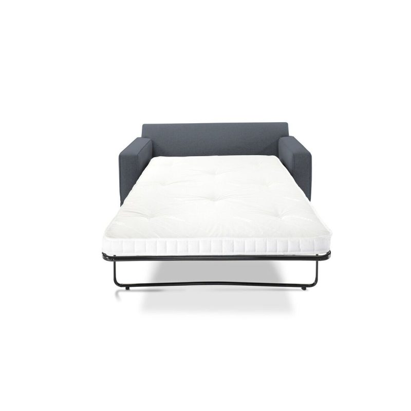 Modern Sofa Bed Denim Front
