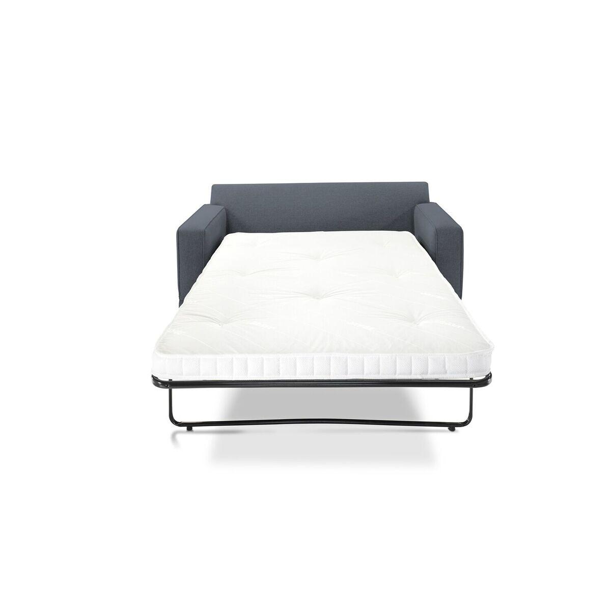 Modern Sofa Bed Denim Front