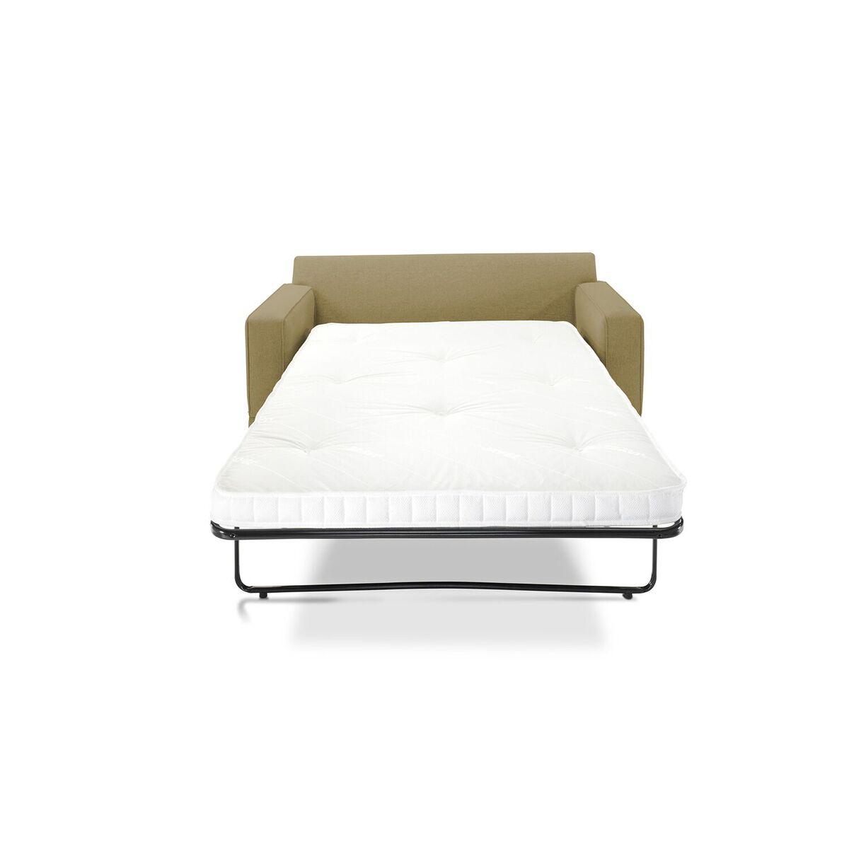 Modern Sofa Bed Front Olive