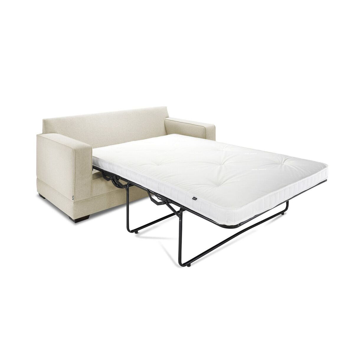Modern Sofa Bed Angle Cream