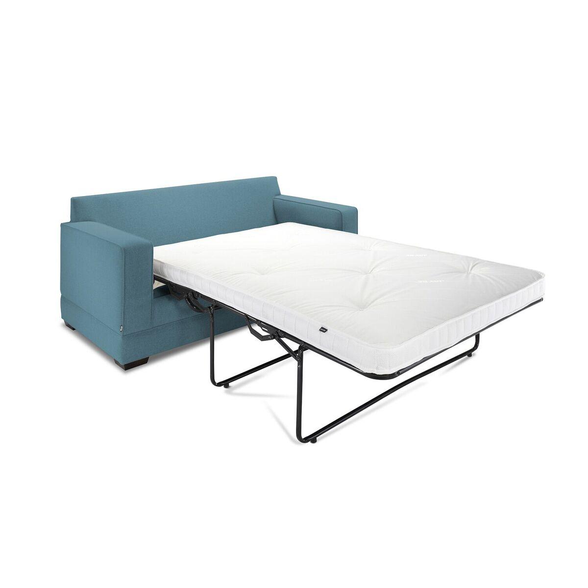 Modern Sofa Bed Angle Teal