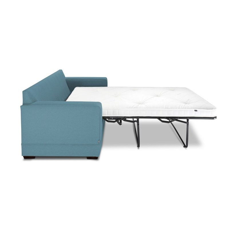 Modern Pocket Sofa Bed Teal