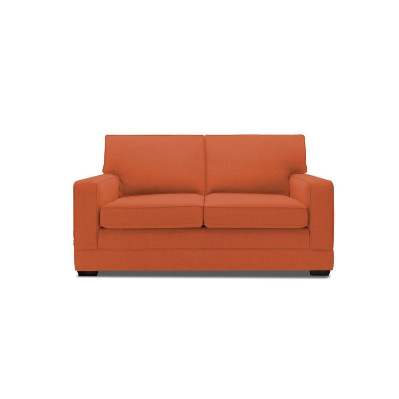 Modern Pocket Sofa Bed Terracotta