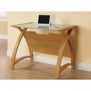Curve Oak-900-Laptop-with-backboard