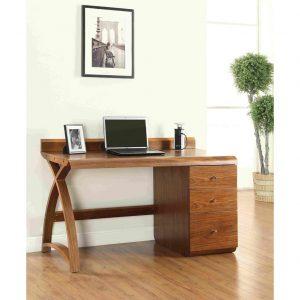 Santiago-Walnut-Pedestal-Desk-room-set