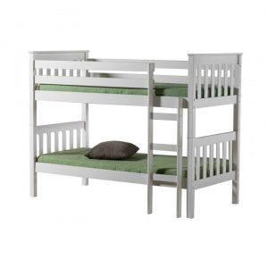 Seattle Bunk Bed White