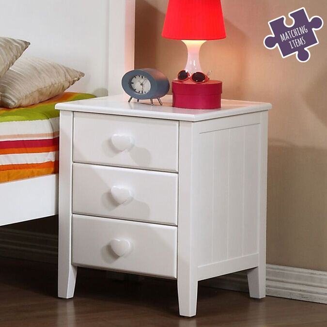 holly children's bedside table | kids bedroom furniture | fads
