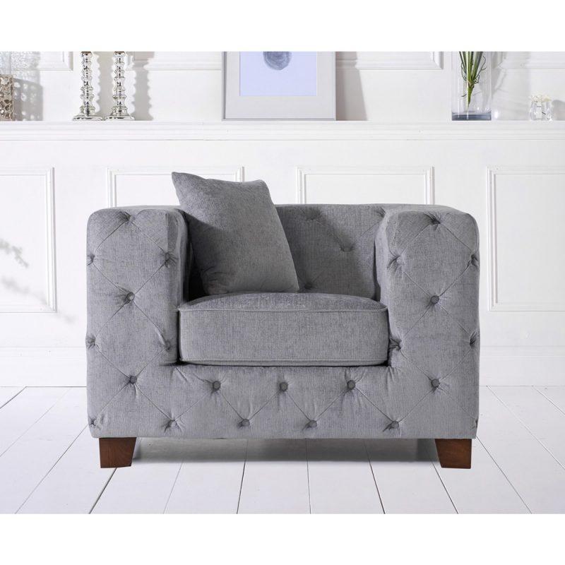 Fordham-grey-plush-armchair