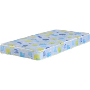 Azarra single sprung mattress