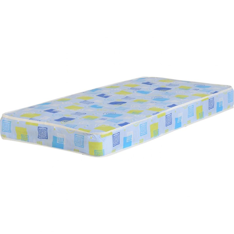 Azarra single sprung mattress