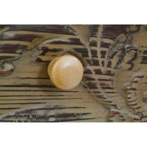Bali Three Drawer Chest Close