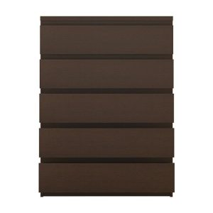 Pello 5 Drawer Wide Chest Front