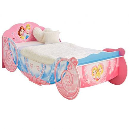 Disney Princess Carriage Single Bed | Children's Beds | FADS