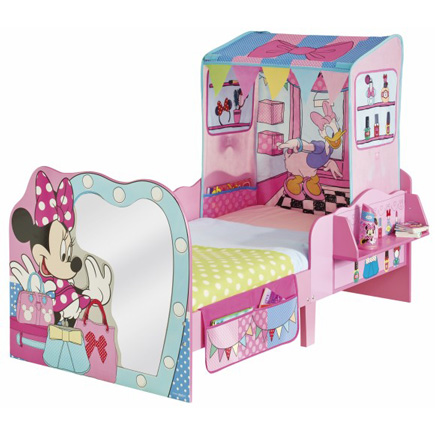 Minnie Mouse Toddler Bed Childrens Beds Fads