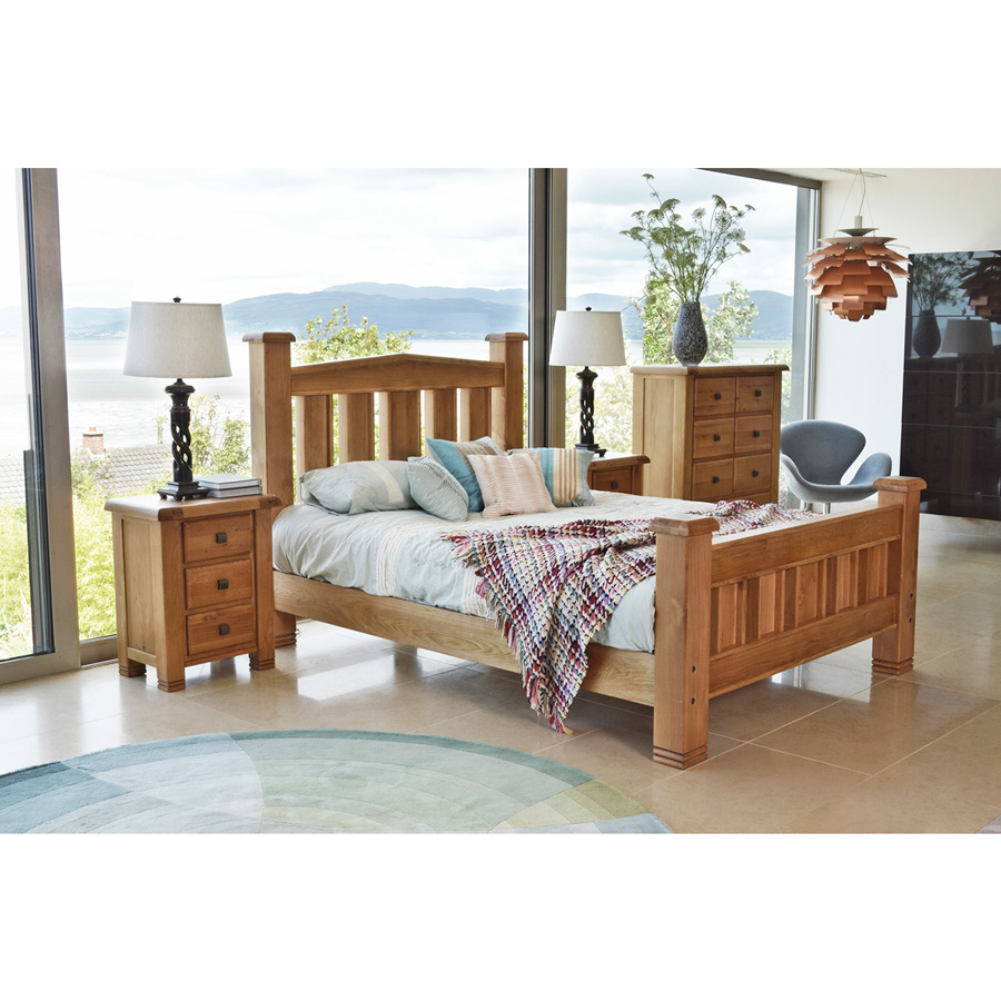 York Bed Frame Double, King & Super King