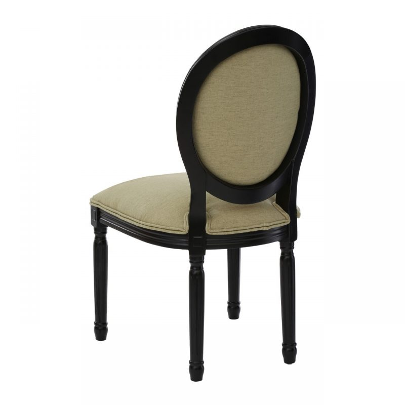 Francois Chair Green 1