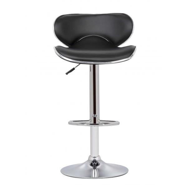 Bahama Bar Chair Black 1