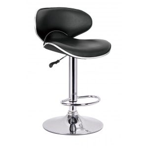 Bahama Bar Chair Black