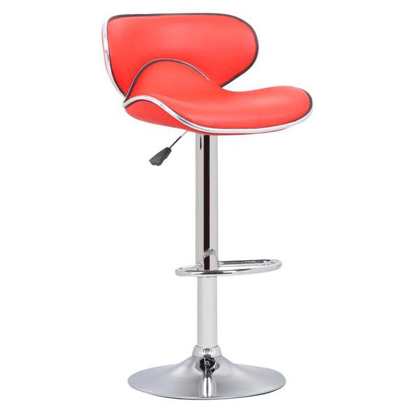 Bahama Bar Chair Red