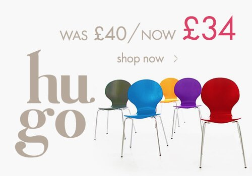 Hugo Chairs at FADS.co.uk