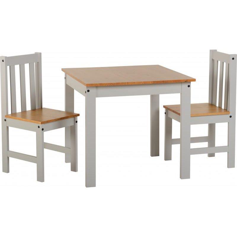 Ludlow Grey Painted Dining Set