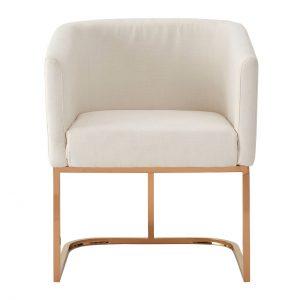 Moda Metallic Dining Chair