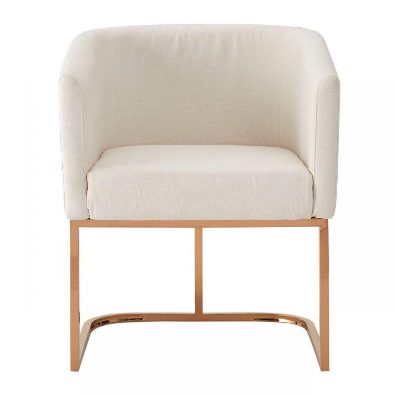 Moda Metallic Dining Chair