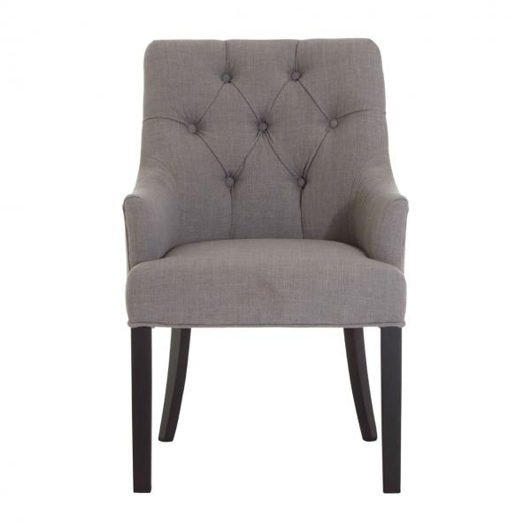 Kensington Light Grey Dining Chair