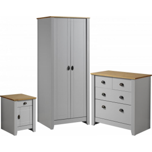 Corona White Trio Bedroom Set Bedroom Furniture Fads