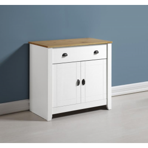 Ludlow White Painted Sideboard