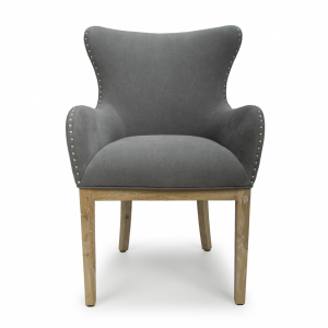Camryn Stone Grey Chair
