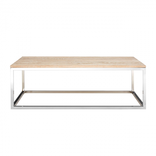 Hampstead Oak Wood Coffee Table