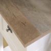 Shaker Style Desk Soft White Oak