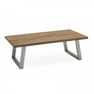 Trier Oak Industrial Style Coffee Table