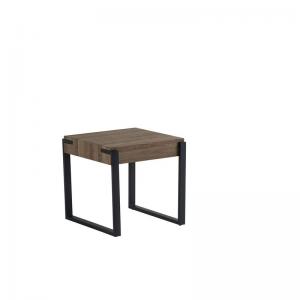 Berkley Dark Oak End Table