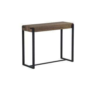 Berkley Dark Oak Console Table