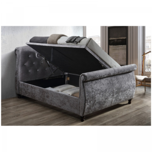 Toulouse Side Ottoman Bed