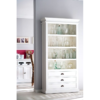 Halifax White Painted Bookcase 6