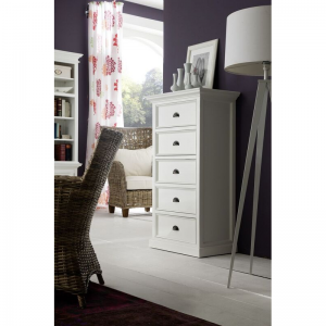 Halifax White Painted Chest Of Drawers 1
