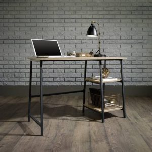 Industrial Style Bench Desk