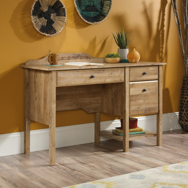 Spanish Style Storage Desk