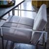 Federico Mushroom Velvet Dining Chair 4
