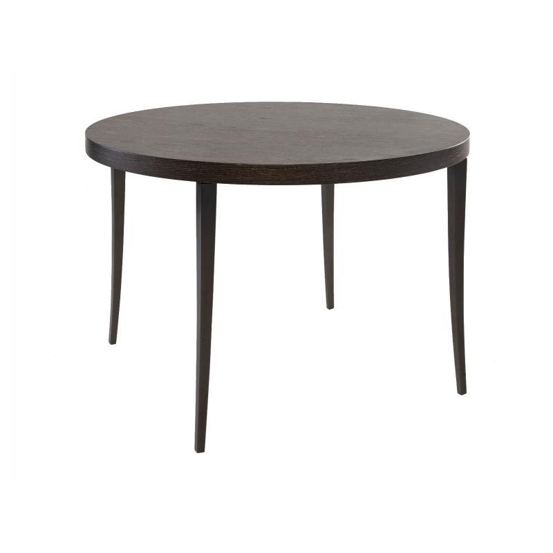 Fitzroy Charcoal Oak Circular Dining Table