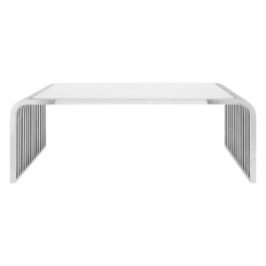 Vogue Slatted Coffee Table