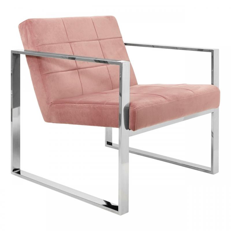 vogue cocktail pink armchair 1