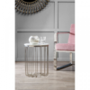 vogue cocktail pink armchair 4