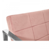vogue cocktail pink armchair 6